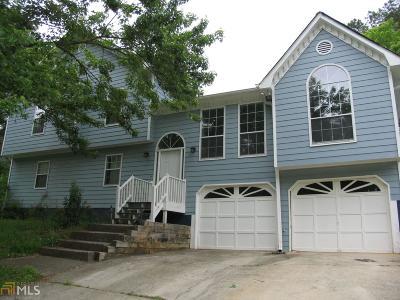 Cobb County Single Family Home New: 2353 Loren Falls
