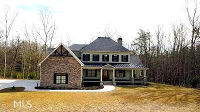 Blairsville Single Family Home For Sale: 26 Shady Ridge