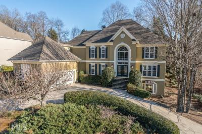 Johns Creek Single Family Home For Sale: 1020 Palmetto Dunes Dr