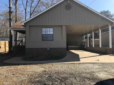 Jasper County Single Family Home New: 245 Lakeshore Drive