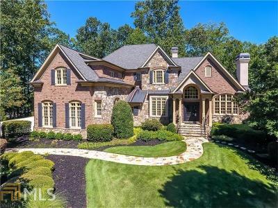 Milton Single Family Home For Sale: 135 Foxhollow Trl