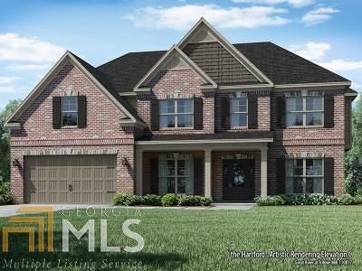 Gwinnett County Single Family Home Under Contract: 995 Eno Pt