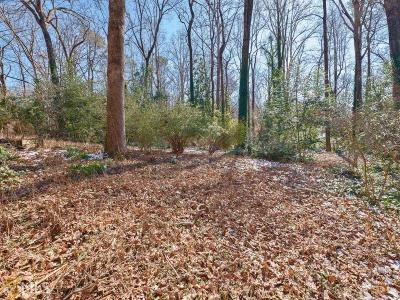 Fulton County Single Family Home New: 495 Forest Hills Dr #44