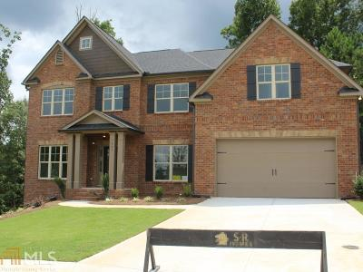 Gwinnett County Single Family Home Under Contract: 985 Eno Pt