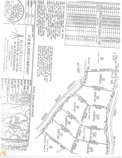 Residential Lots & Land For Sale: 5216 Laurel Ln