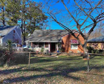Dekalb County Single Family Home New: 2418 Lynn Iris Dr
