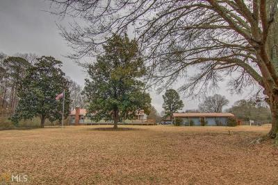 Newborn Single Family Home For Sale: 106 Pitts Chapel Rd