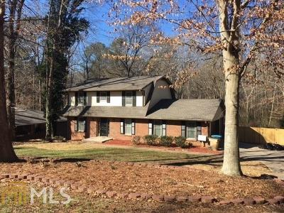 Lilburn Single Family Home For Sale: 4161 Nichols Ct