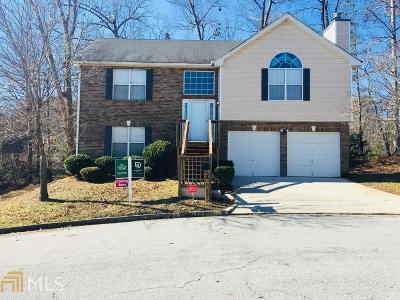 Dekalb County Single Family Home For Sale: 987 Brecken Lane