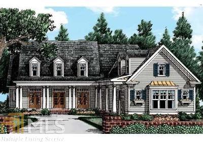 Monroe, Social Circle, Loganville Single Family Home For Sale: 2305 Allison Way
