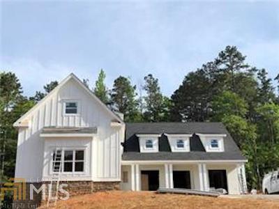 Cobb County Single Family Home New: 5744 Sunburst Dr