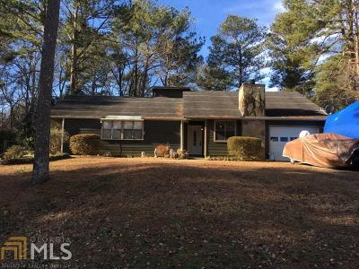 Dekalb County Single Family Home New: 1831 Grendon Ct