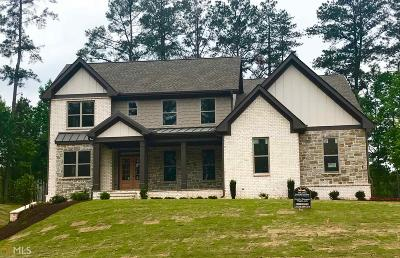 Cobb County Single Family Home New: 182 Catesby Rd