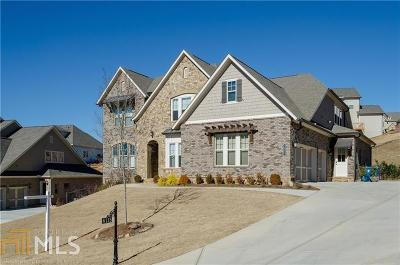 Suwanee Single Family Home For Sale: 6135 Woodlawn Dr