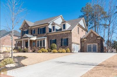 Cobb County Single Family Home New: 2761 Barnhill Drive