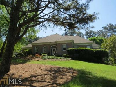 Forsyth County Single Family Home For Sale: 2689 Roanoke Rd
