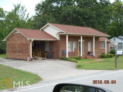 Elbert County, Franklin County, Hart County Single Family Home For Sale: 1046 Ruckersville Rd