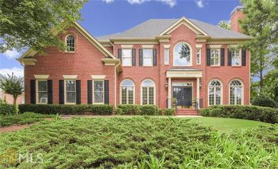 Johns Creek Single Family Home For Sale: 1127 Ascott Valley Dr