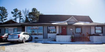 Stone Mountain Commercial For Sale: 6157 Memorial Dr