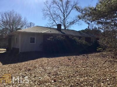 Conyers GA Single Family Home For Sale: $139,900