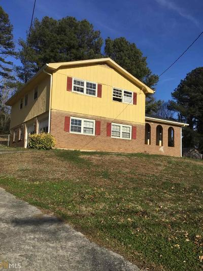 Clayton County Single Family Home For Sale: 1535 Sultan Ln