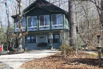 Blairsville Single Family Home For Sale: 50 Cherokee Forest Dr #16