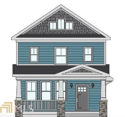 Washington Park Single Family Home Under Contract: 745 Reverend D L Edwards Dr