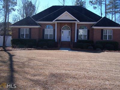 Statesboro Single Family Home For Sale: 455 Myrtle Xing
