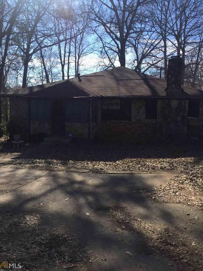 Dekalb County Single Family Home For Sale: 3547 Pleas Dr