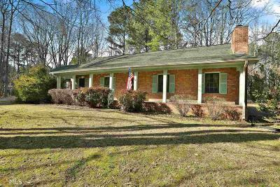 Tyrone Single Family Home For Sale: 520 Anthony Dr