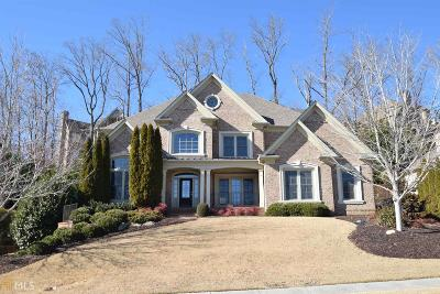 Suwanee Single Family Home For Sale: 655 Grimsby Ct