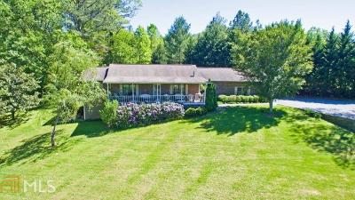 Hiawassee Single Family Home For Sale: 1144 Bearfoot Rd