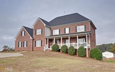 Hall County Single Family Home Under Contract: 5334 Ponderosa Farm Rd