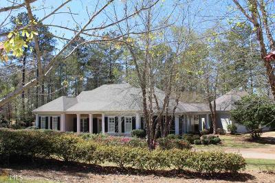 Pine Mountain Single Family Home Under Contract: 1796 Piedmont Lake Rd