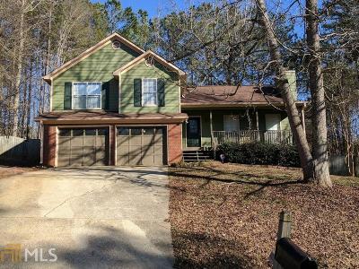 Powder Springs Single Family Home For Sale: 4803 McEachern Way