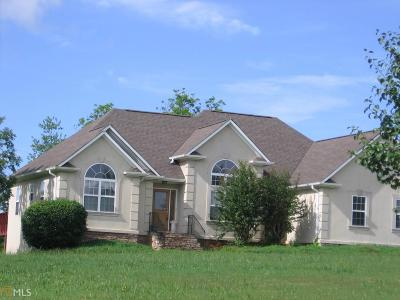 Williamson Single Family Home For Sale: 355 Overlook Trl