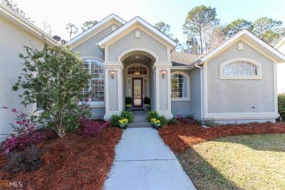 St. Marys Single Family Home For Sale: 235 Osprey Cir