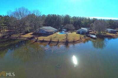 Carrollton Single Family Home For Sale: 2440 Oak Grove Church Rd