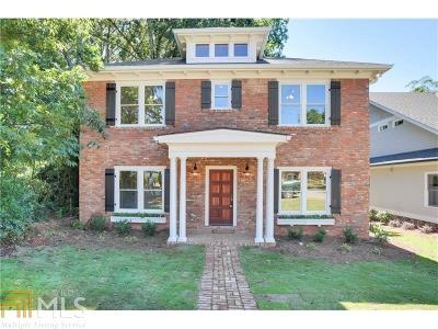 Decatur Single Family Home For Sale: 148 Maediris Dr