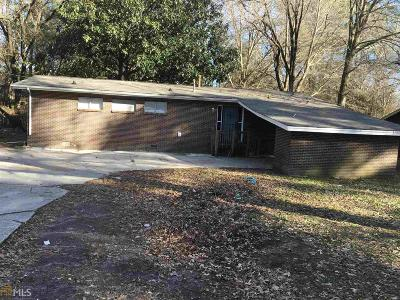Morrow Single Family Home For Sale: 6508 Maddox Rd