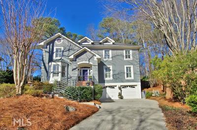 Fulton County Single Family Home For Sale: 1960 Windham Park