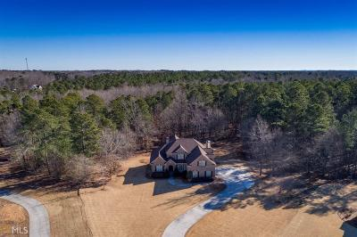 Monroe, Social Circle, Loganville Single Family Home For Sale: 1570 Overlook Pass