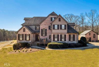 Winder Single Family Home For Sale: 1000 Carl Bramlett Rd