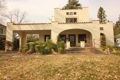 Elbert County, Franklin County, Hart County Single Family Home For Sale: 44 Forest Ave