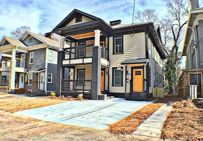 Old Fourth Ward Multi Family Home For Sale: 281 Mackenzie Dr