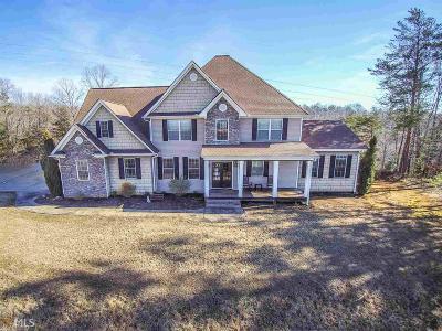 Dahlonega Single Family Home For Sale: 159 Misty