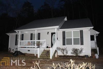 Rabun County Single Family Home For Sale: 33 Juniper Trl