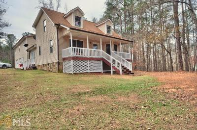 Coweta County Single Family Home For Sale: 110 Keith Rd