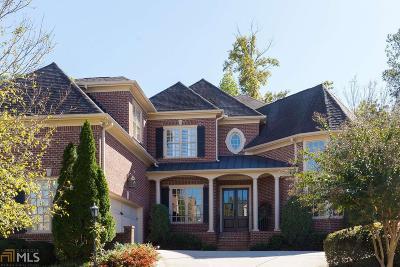 Sandy Springs Single Family Home For Sale: 825 Glengate Pl