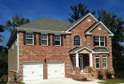 Lithonia Single Family Home For Sale: 4599 Shire Dr